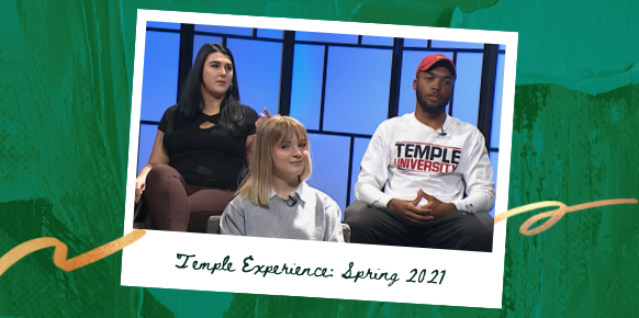 Temple Experience: Spring 2021