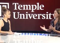 Temple People: Sarah Powell