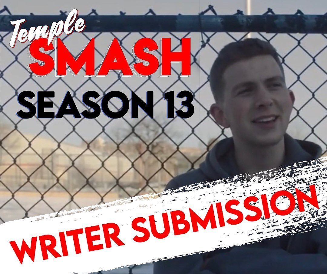 Temple SMASH is now accepting new writer applications