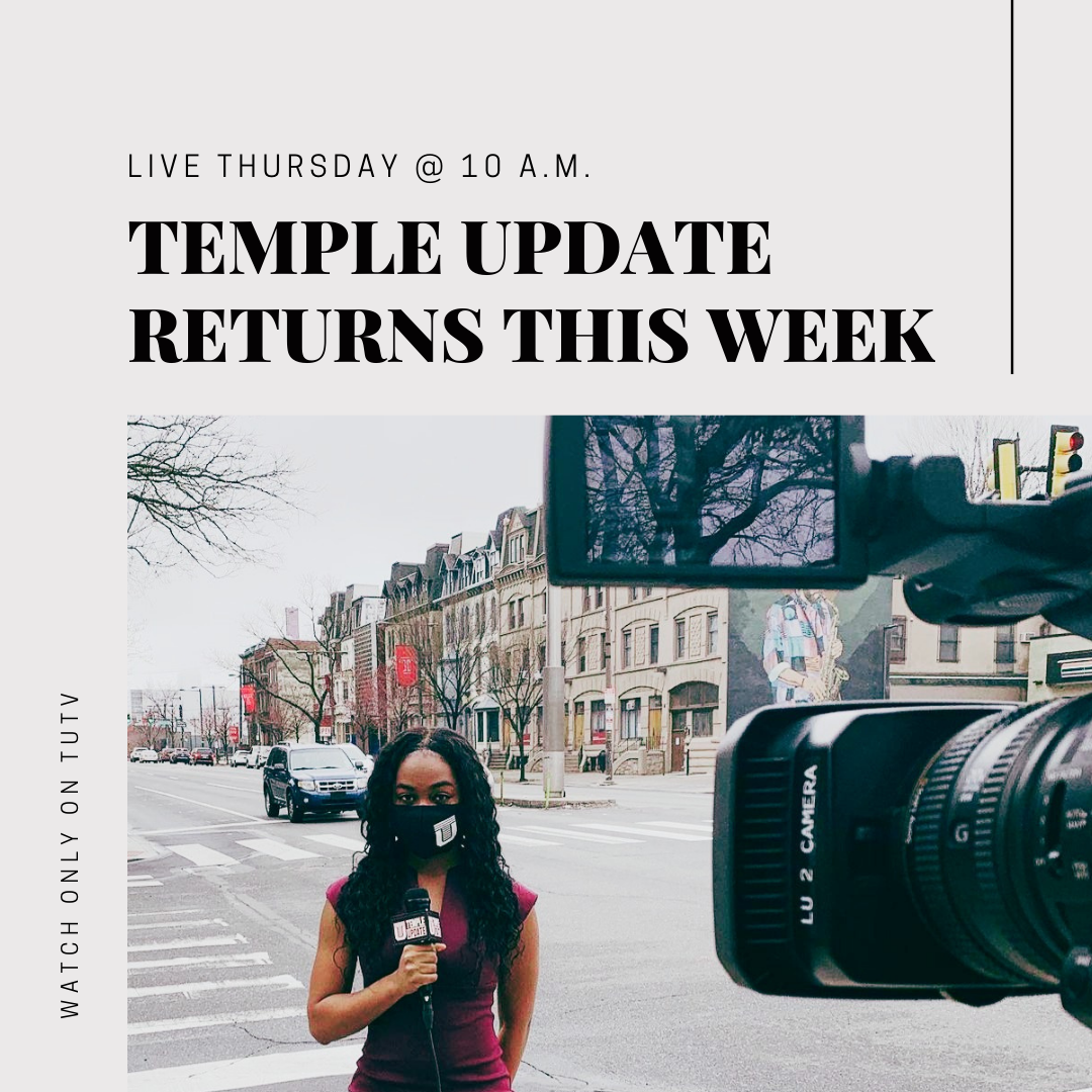 Temple Update premiere