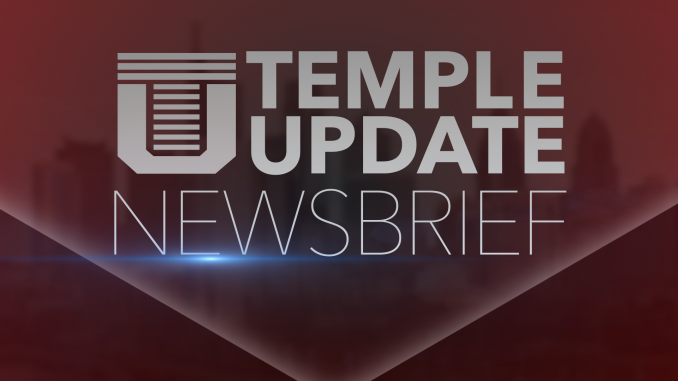 Temple Update Newsbrief