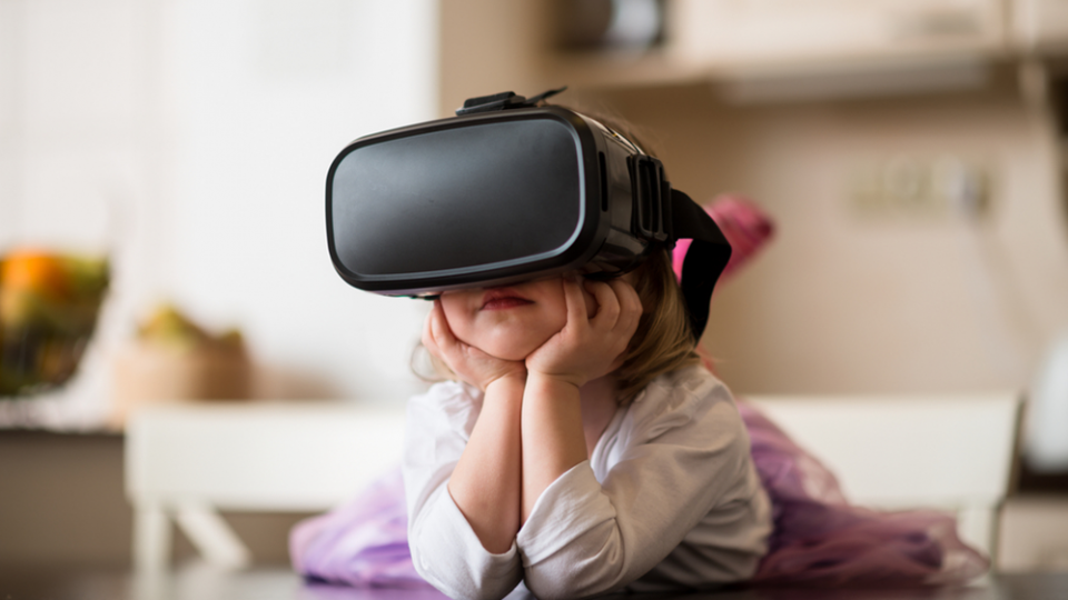 Event: Creating AR & VR for Kids
