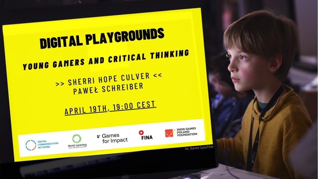Digital Playgrounds Webinar