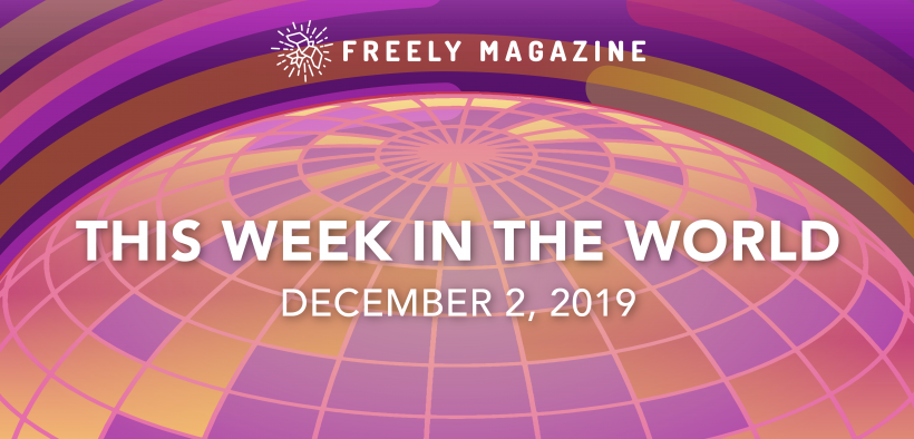 This week in the world