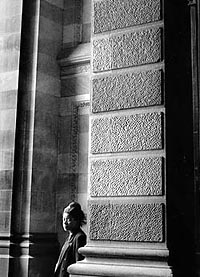 """Old City"" Ai Hirono, Basic Photography Spring 2000"