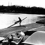 """Boathouse Row"" Will Chandler, Basic Photography Spring 2000"