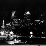 """""""View of the City"""" Diane Mari, Basic Photography Spring 2000"""