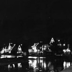 """Boathouse Row"" William Chandler, Basic Photography Spring 2000"