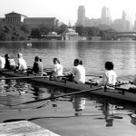 """Boathouse Row"" Gretchen Wintermantel, Basic Photography Fall 1999"