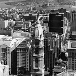 """William Penn From Above"" Bettina Reuhl, Basic Photography Fall 1999"