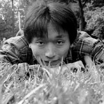 """Self-Portrait"" Hidekazu Akabene, Basic Photography Fall 1999"