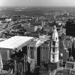 """William Penn from Above"" Vanessa Rud, Basic Photography Spring 2002"