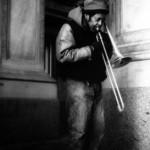 """""""Heard on the Street"""" Stephanie Mazza, Basic Photography Spring 2006"""