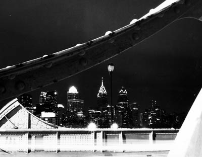 """City at Night"" Faye Murman, Basic Photography Spring 2006"