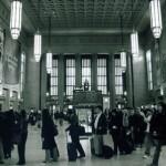 """30th Street Station, Film"" Erika Weber, Basic Photography Fall 2006"
