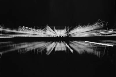 """Boathouse Row"" Vince Camiolo, Basic Photography Fall 2006"