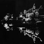 """Boathouse Row"" Inna Spivakova, Basic Photography Fall 2006"