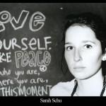 """Self-Portrait"" Basic Photography Fall 2008"