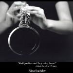 """Musician"" Basic Photography Fall 2008"