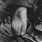 """Tattoos"" Ashley Napier, Basic Photography, Fall 2001"
