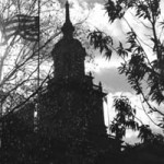 """Independence Hall"" Theodore Spyrou, Basic Photography, Fall 2001"