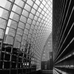 """Kimmel Center"" Kate Noon, Basic Photography Spring 2005"