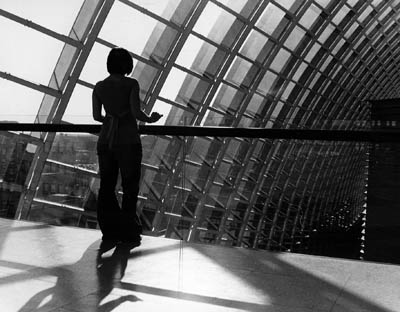 """Kimmel Center"" Dawn Walsh, Basic Photography Spring 2005"