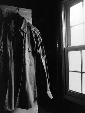 """Patriotism"" Whitney Clemens, Basic Photography Spring 2005"