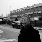 """Older Person"" Ebony Pridgen, Basic Photography Spring 2005"