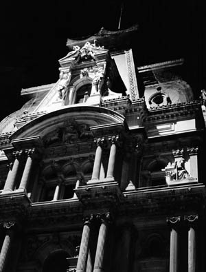 """City Hall"" Melissa Minnich Basic Photography Spring 2005"