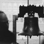 """Liberty Bell"" Jane Kim, Basic Photography Spring 2001"