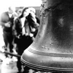 """Liberty Bell"" Medina Abney, Basic Photography Spring 2001"