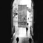 """Silhouette"" Jesse Mainwaring, Basic Photography Spring 2001"