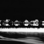 """Boathouse Row"" Eric Gana, Basic Photography Fall 2000"