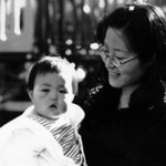 """Parent with Child"" Maria Chan, Basic Photography Fall 2000"