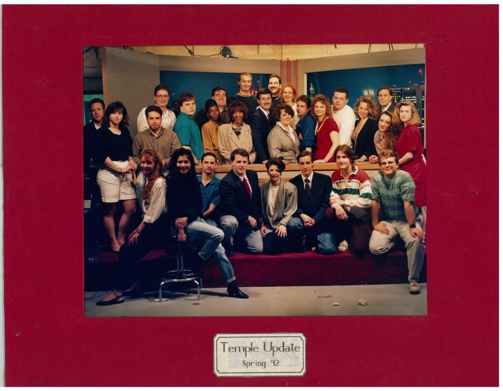 TU Spring 92 group