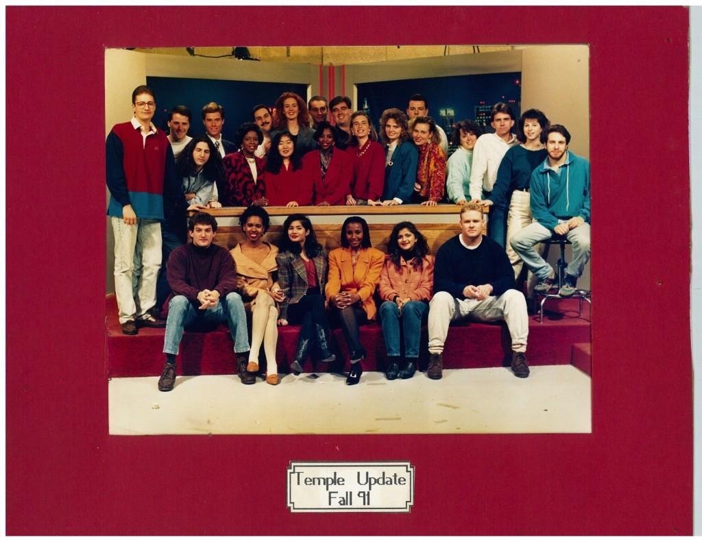 TU Fall 91 group