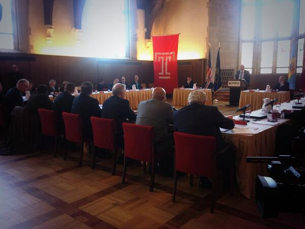 Board of Trustees Discuss Fate of 7 Cut Sports