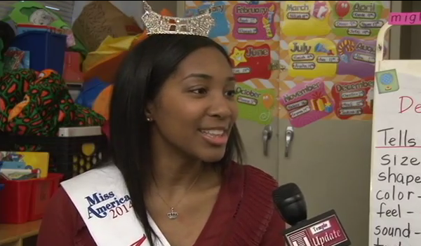 Miss Philadelphia 2014, Diamond Edmonds