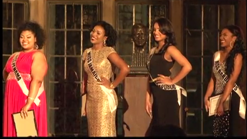 "Miss SOCA contestants compete to be the ""earth jewel"" of the Caribbean"