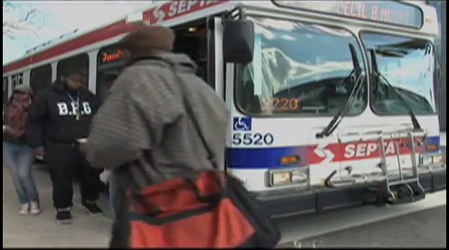 SEPTA bus services would also be affected by the strike