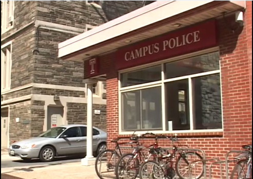 Temple Police station on campus works to increase security