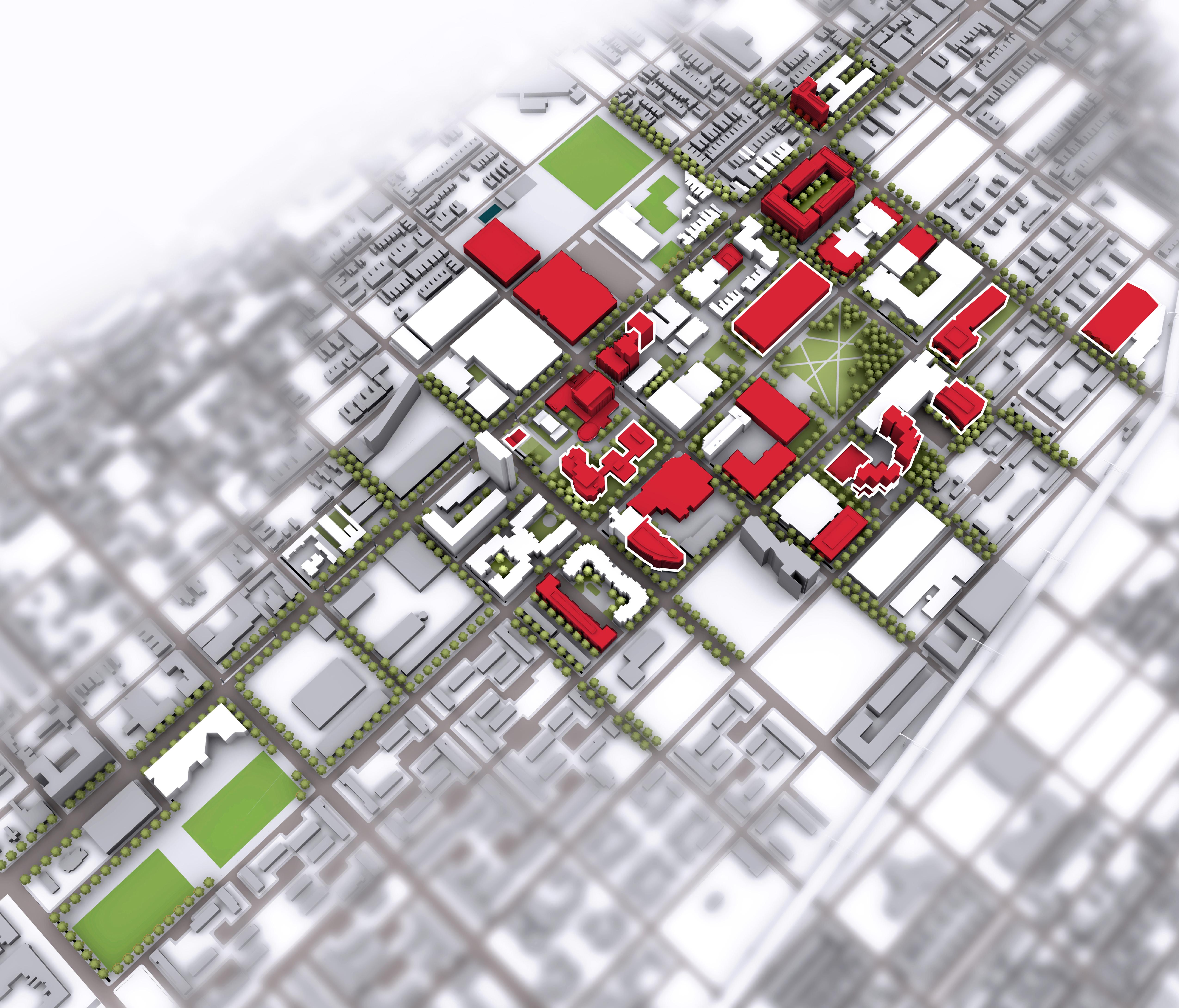 Main Phasing Campus Plan