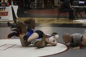 TU Wrestling at Baltimore