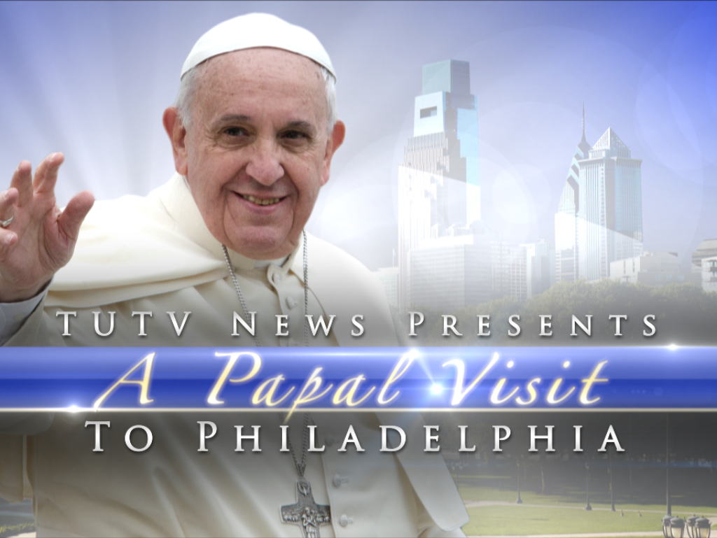 Pope Francis Makes His First Visit to the United States