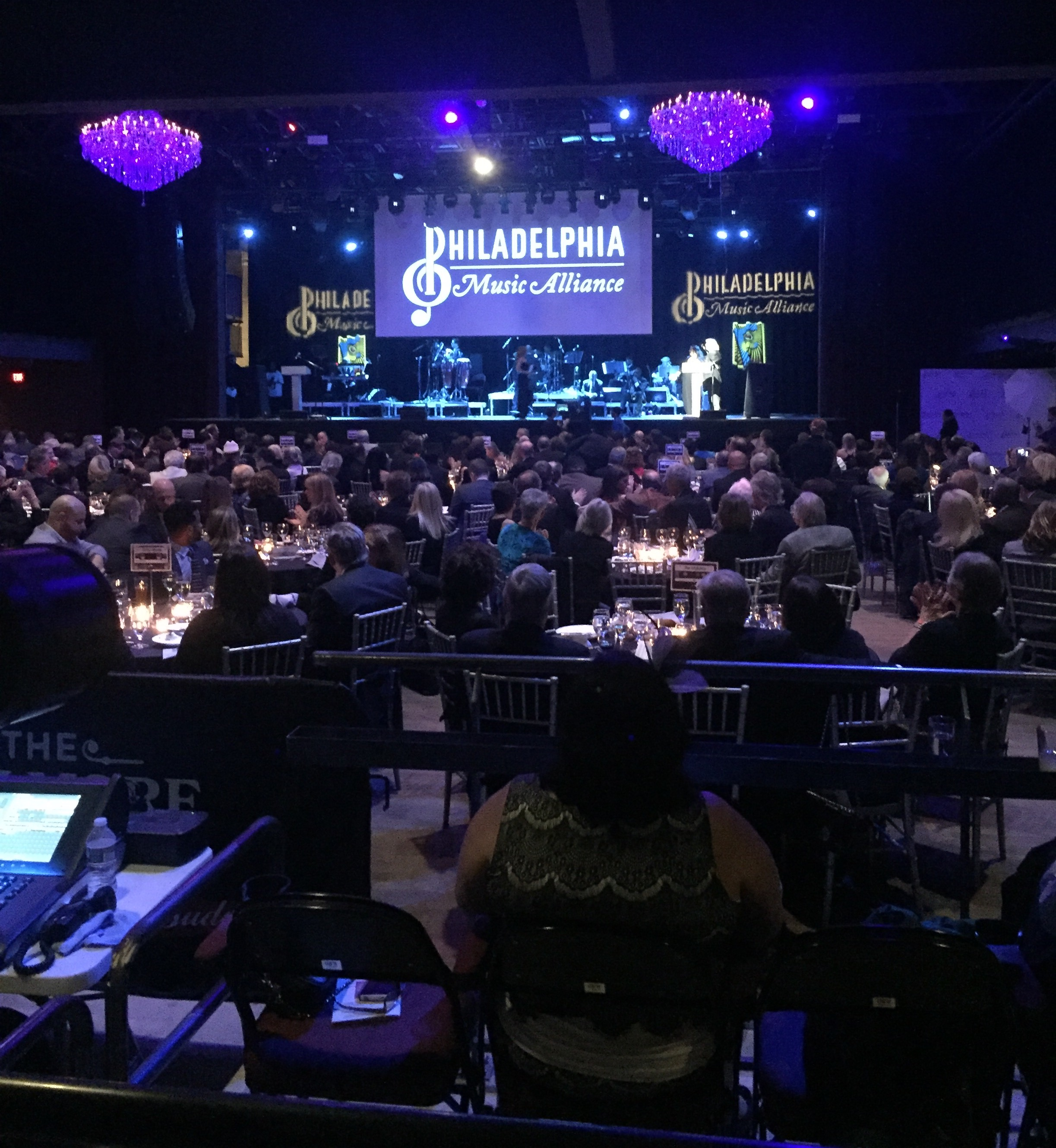 Philadelphia Music Alliance Hosts Walk of Fame Gala for new Inductees