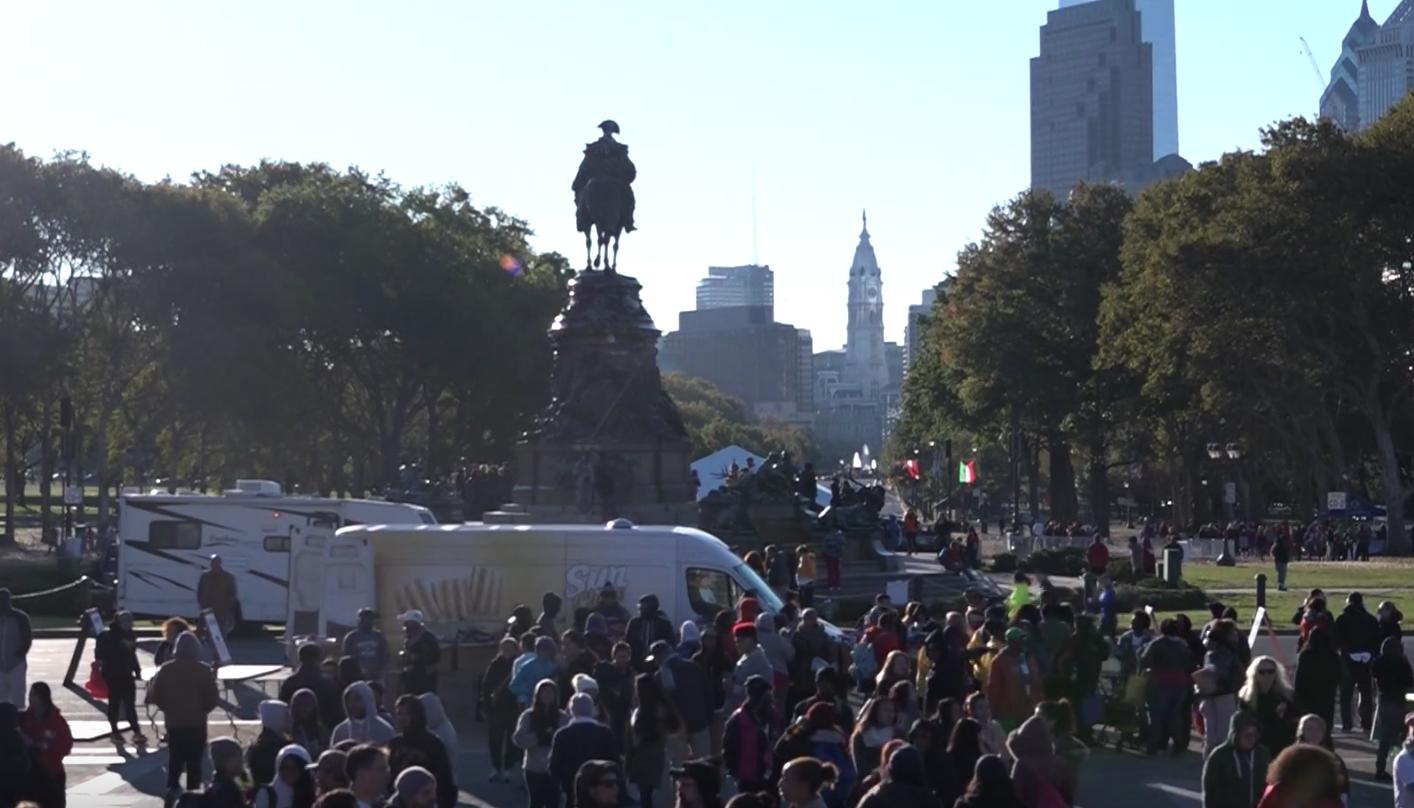 The Annual Aids Walk Makes its Way Through Philadelphia