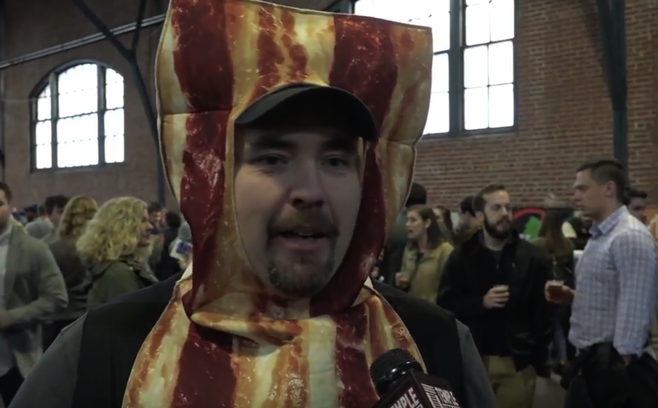 Beer & Bacon Festival takes over Center City.