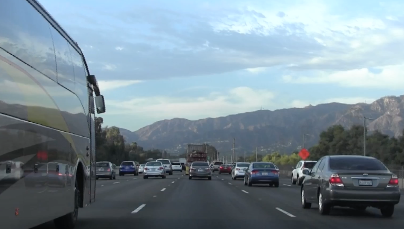Study Away L.A. Students Adapt to New Transportation