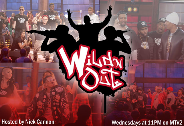 "Celebrity Nick Cannon will be filming his MTV show ""Wild N' Out"" at the Temple Performing Arts Center"